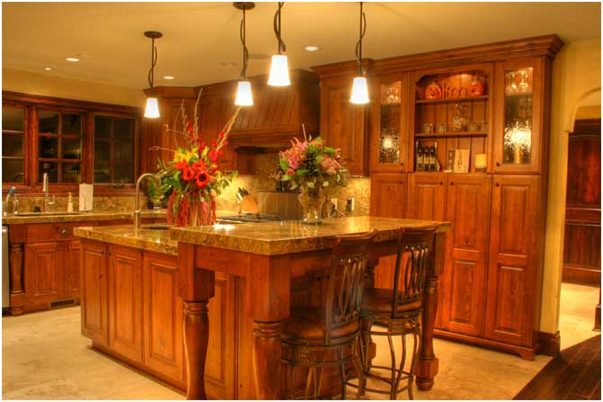 Traditional kitchens cavendish kitchens for Traditional kitchen styles